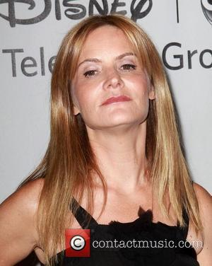 Jennifer Jason Leigh 2012 TCA Summer Press Tour - Disney ABC Television Group Party held at The Beverly Hilton Hotel...