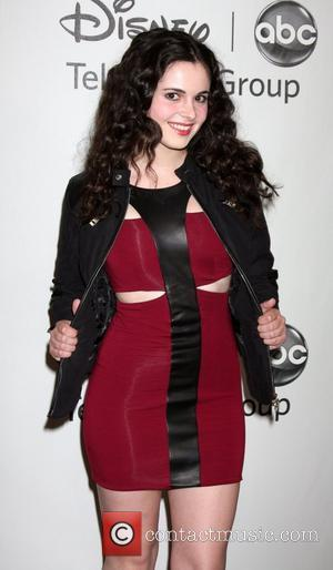 Vanessa Marano  2012 TCA Summer Press Tour - Disney ABC Television Group Party held at The Beverly Hilton Hotel...