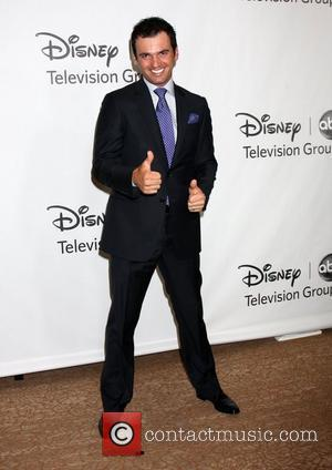 Tony Dovolani  2012 TCA Summer Press Tour - Disney ABC Television Group Party held at The Beverly Hilton Hotel...