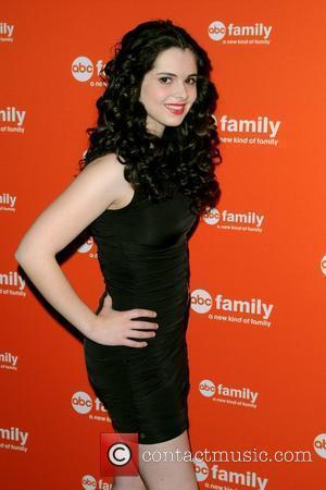 Vanessa Marano ABC Family Upfront New York City, USA - 19.03.12