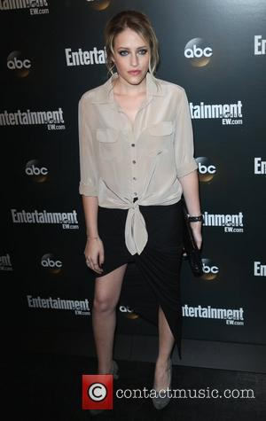 Carly Chaikin  Entertainment Weekly & ABC TV celebrate the New York Upfronts with a VIP cocktail party at PH-D...