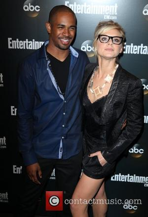 Damon Wayans Jr., Eliza Coupe  Entertainment Weekly & ABC TV celebrate the New York Upfronts with a VIP cocktail...