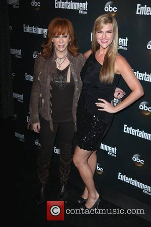 Reba McEntire, Sara Rue  Entertainment Weekly & ABC TV celebrate the New York Upfronts with a VIP cocktail party...