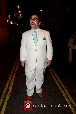 Andy Nyman Abigail's Party after party held at Walkers Wine Bar London, England - 18.05.12