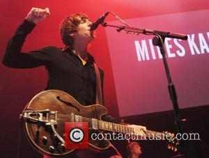 Miles Kane Able2UK concert at The Roundhouse London, England - 20.08.12