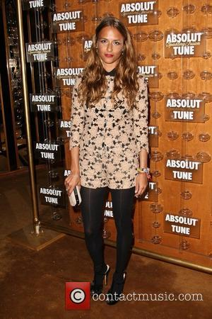 Charlotte Ronson The official debut party for 'Absolut Tune' vodka held at The Standard Hotel. New York City, USA -...