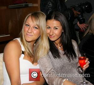 Chloe Madeley and Hayley Tamaddon