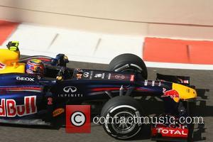 Mark WEBBER, Australien, AUS, Team Red Bull F1   during Day 2 at The 2012 Formula 1 Etihad Airways...