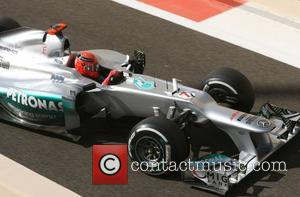 Michael SCHUMACHER, Mercedes and Team
