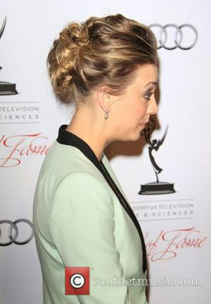 Kaley Cuoco  The Academy of Television Arts & Sciences 21st Annual Hall of Fame Ceremony at the Beverly Hills...