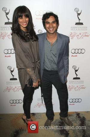 Big Bang Theory's Nayyar Is Married