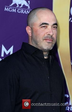 Aaron Lewis 2012 ACM Awards (Academy of Country Music Awards) at the MGM Grand - Arrivals  Las Vegas, Nevada...