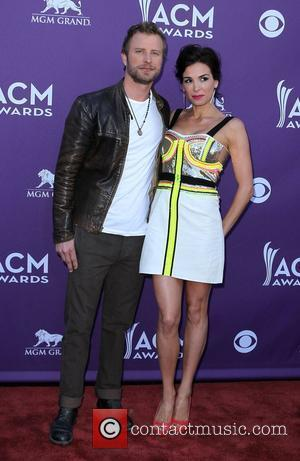 Dierks Bentley 2012 ACM Awards (Academy of Country Music Awards) at the MGM Grand - Arrivals  Las Vegas, Nevada...