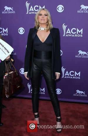 Grace Potter 2012 ACM Awards (Academy of Country Music Awards) at the MGM Grand - Arrivals  Las Vegas, Nevada...