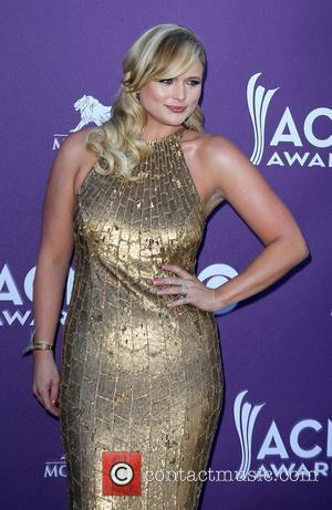 Miranda Lambert 2012 ACM Awards (Academy of Country Music Awards) at the MGM Grand - Arrivals  Las Vegas, Nevada...