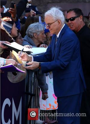 Steve Martin 2012 ACM Awards (Academy of Country Music Awards) at the MGM Grand - Outside Arrivals  Las Vegas,...