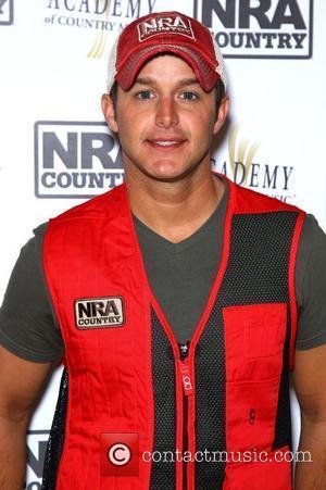 Easton Corbin NRA Country ACM Celebrity Shoot at Desert Hills Shooting Club  Las Vegas, Nevada - 31.03.12