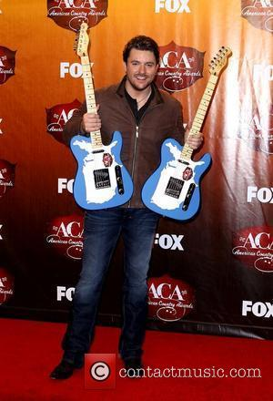 Chris Young 2011 American Country Awards at the MGM Grand Resort Hotel and Casino - Press Room  Las Vegas,...