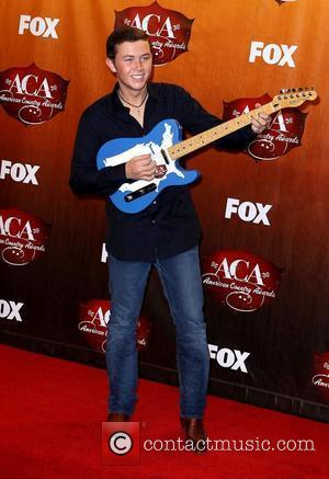 Scotty McCreery 2011 American Country Awards at the MGM Grand Resort Hotel and Casino - Press Room  Las Vegas,...