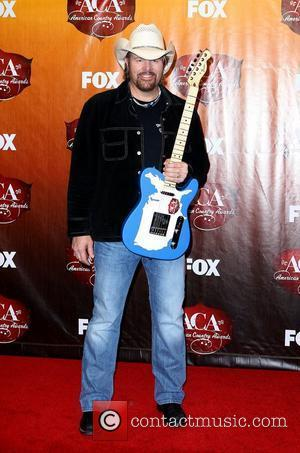 Toby Keith 2011 American Country Awards at the MGM Grand Resort Hotel and Casino - Press Room  Las Vegas,...