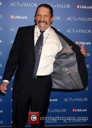 Danny Trejo The Los Angeles premiere of 'Act Of Valor' at the ArcLight cinema - Arrivals Los Angeles, California -...