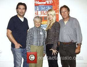 Craig Bierko, Estelle Parsons, Gia Crovatin and Larry Pine