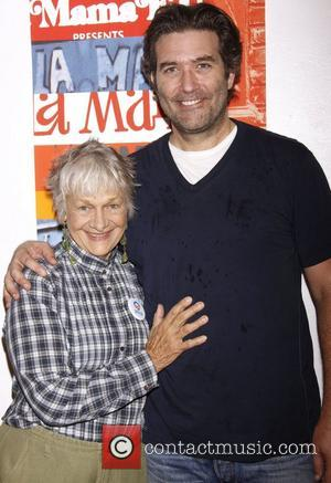 Estelle Parsons and Craig Bierko