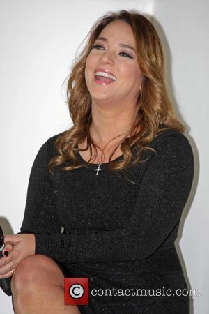 Adamari Lopez Adamari Lopez attends a press conference at the Hotel Conrad Condado for the launch of her new book...