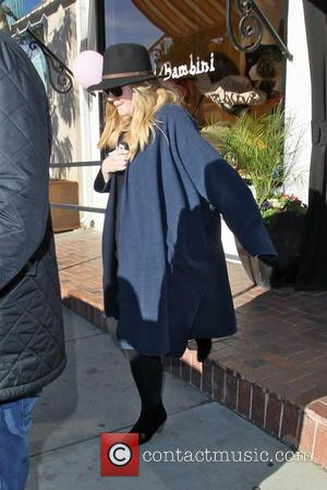 Adele seen leaving Bel Bambini Baby Boutique in Beverly Hills after making multiple purchases  Where: Los Angeles, California, United...