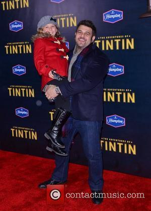 Adam Richman and Ziegfeld Theatre