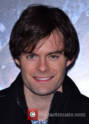 Bill Hader and Ziegfeld Theatre