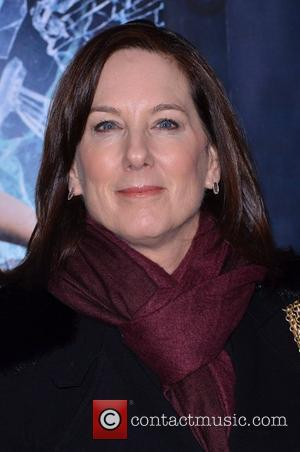 Kathleen Kennedy and Ziegfeld Theatre