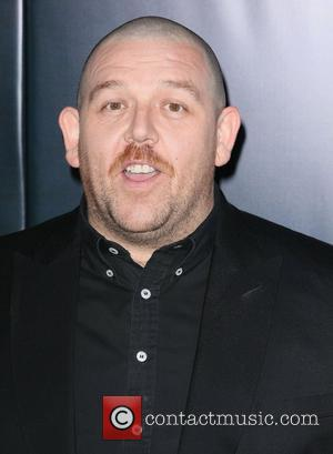 Nick Frost and Ziegfeld Theatre