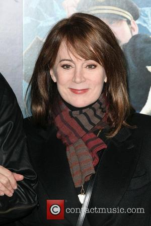 Patricia Richardson and Ziegfeld Theatre