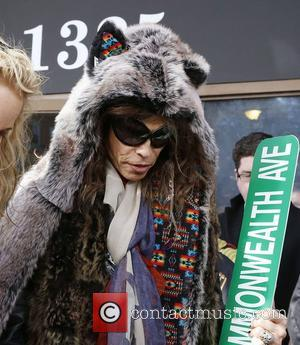 Aerosmith's Steven Tyler, Commonwealth Ave and Boston