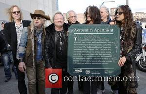 Ailing Joey Kramer's Son Joins Aerosmith On Tour