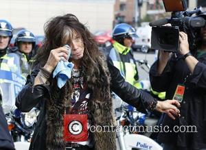 Aerosmith's Steven Tyler, Commonwealth Ave and Boston
