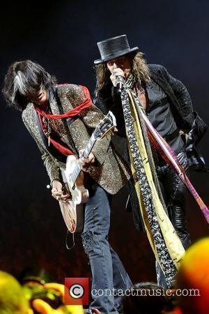 Steven Tyler and Joe Perry