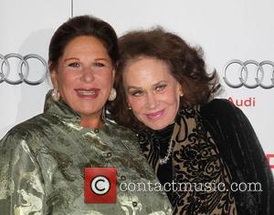 Lainie Kazan, Karen Black and Grauman's Chinese Theatre