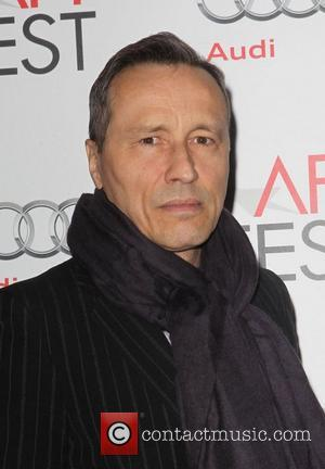 Michael Wincott and Grauman's Chinese Theatre