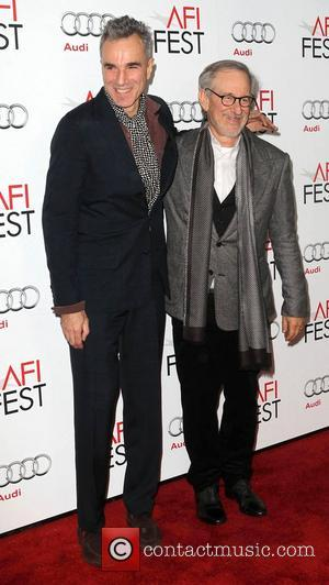 Steven Spielberg, Daniel Day-Lewis,  AFI Fest - 'Quartet' - Premiere at the Grauman's Chinese Theatre - Arrivals Los Angeles,...