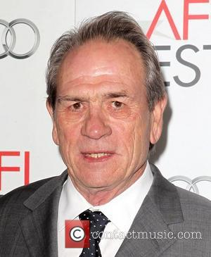 Tommy Lee Jones and Grauman's Chinese Theatre