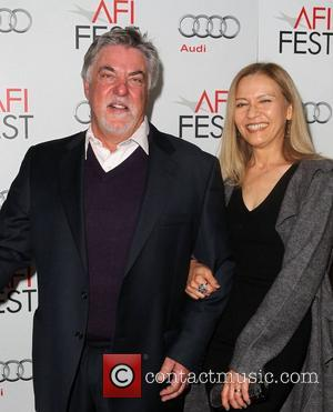 Bruce Mcgill and Grauman's Chinese Theatre