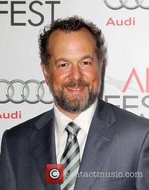 David Costabile and Grauman's Chinese Theatre