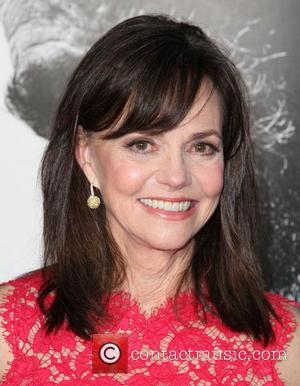 Sally Field, Grauman's Chinese Theatre