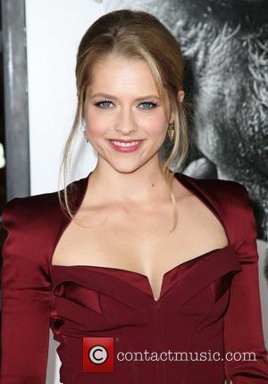Teresa Palmer and Grauman's Chinese Theatre