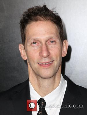 Tim Blake Nelson and Grauman's Chinese Theatre