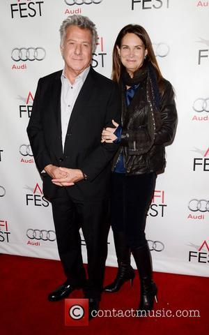 Dustin Hoffman and Lisa Hoffman AFI Fest - 'Quartet' - Premiere at the Grauman's Chinese Theatre - Arrivals Los Angeles,...