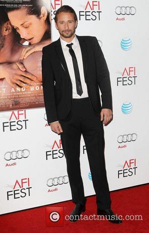 Matthias Schoenaerts  AFI Fest - 'Rust and Bone' - Gala Premiere at the Grauman's Chinese Theatre - Arrivals...