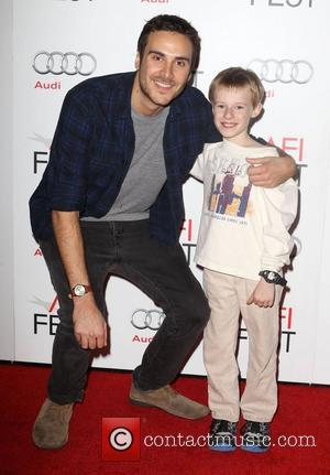 Andrew Renzi, Kyle Catlett  AFI Fest - 'Rust and Bone' - Gala Premiere at the Grauman's Chinese Theatre -...